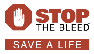 Stop the Bleed Full Color Logo