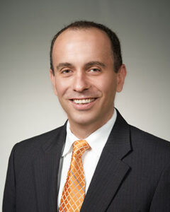 Headshot of Franklin County Public Health Commissioner, Joe Mazzola